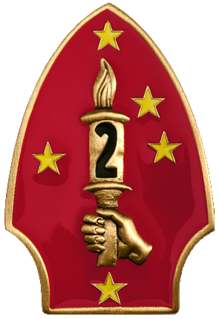 2nd Marine Division Active United States Marine Corps formation