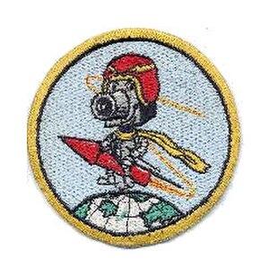32d Intelligence Squadron - Image: 32d tactical reconnaissance squadron emblem