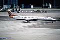 34ck - British Airways Embraer RJ145EU; G-EMBA@RH;07.08.1998 (5276890612).jpg