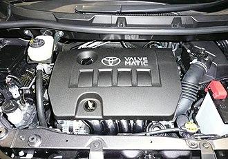 Toyota ZR engine - Image: 3ZR FAE