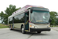 North American Bus Industries - Wikipedia on