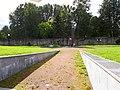 """4140. Memorial complex """"Primorsky"""". Obelisk and mass grave.jpg"""