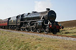 45212 at Fen Bog on the North Yorkshire Moors Railway.jpg