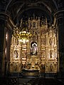 45 Santuari de la Mare de Déu de la Gleva, altar major.JPG