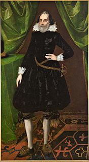 Francis Clifford, 4th Earl of Cumberland English politician