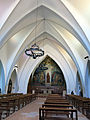 526 Església de Sant Jaume de Remolins (Tortosa), nau.JPG