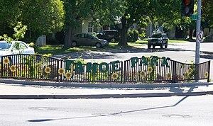 Tahoe Park, Sacramento, California