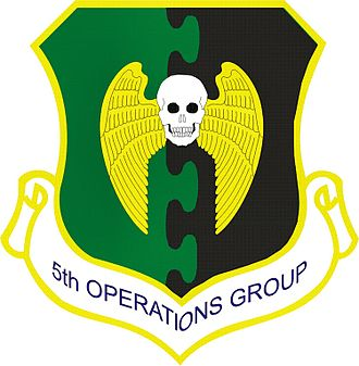 5th Operations Group - Emblem of the 5th Operations Group