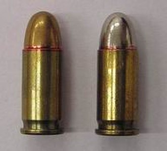 Rim (firearms) - Semi-rimmed .32 ACP pistol cartridges