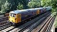 73141 and 73136 Eastleigh to Tonbridge West barrier train 5Y08 (15334207862).jpg