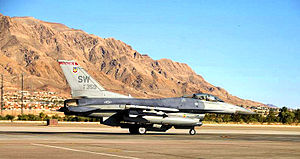 77th Fighter Squadron - Image: 77th Fighter Squadron General Dynamics F 16C Block 50C Fighting Falcon 91 0359