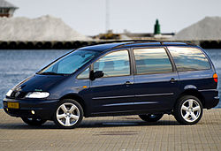 Volkswagen Sharan Wikipedia La Enciclopedia Libre