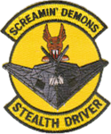 7th Fighter Squadron - F-117 Patch.png