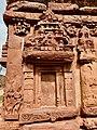7th century Vishwa Brahma Temples, Alampur, Telangana India - 26.jpg