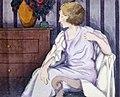 81 - Luce dans un intérieur - Georges Gaudion - Musée du Pays rabastinois - Inv.D.2014.12.3.jpg
