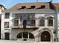 9400 Sopron, Fő tér 3. (Gambrinus ház).jpg