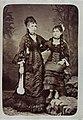 9971 - Mulher de Barros e Filha - 01, Acervo do Museu Paulista da USP.jpg