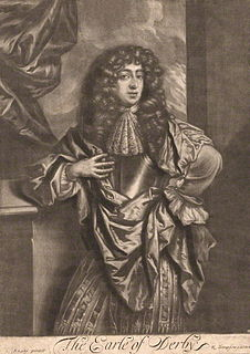 William Stanley, 9th Earl of Derby English Earl