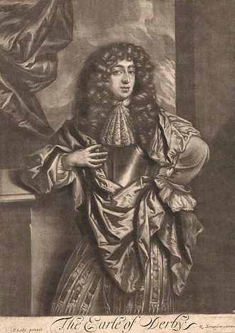 William Stanley, 9th Earl of Derby - William Stanley, the 9th Earl of Derby