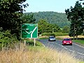 A40 near Wharton Lodge - geograph.org.uk - 1439510.jpg