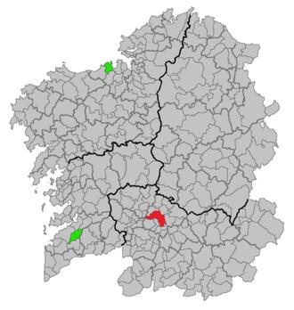 2009 flu pandemic in Spain - Image: AH1N1 in Galicia