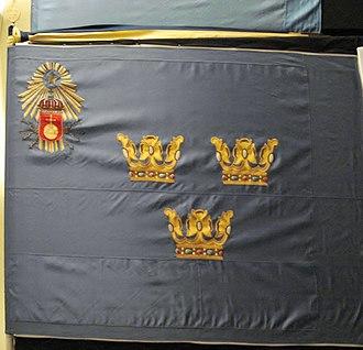 Uppland Regiment - Image: AM.016818