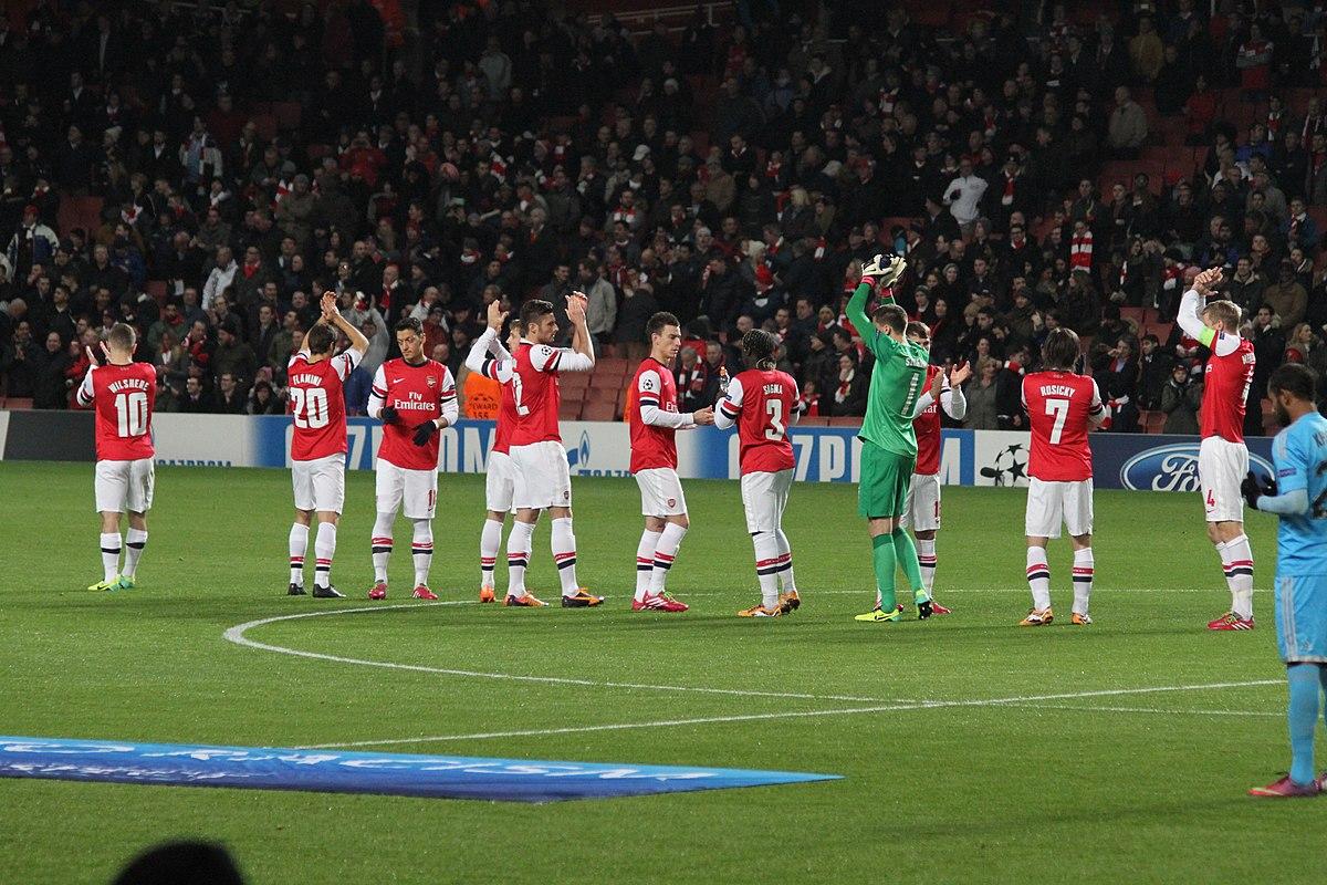 Arsenal Football Club 2013-2014