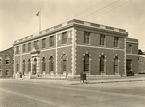 United States Post Office and Courthouse–Globe Main