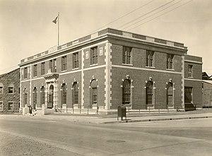 United States Post Office and Courthouse–Globe Main - Image: AZ Globe 1928 Ref