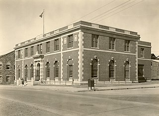 United States Post Office and Courthouse–Globe Main United States historic place