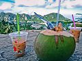 A Coconut drink in phuket (8481645193).jpg