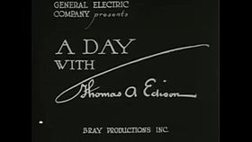 Tiedosto:A Day with Thomas Edison (1922).webm