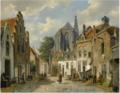 A Dutch Street in Summer.png