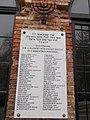 A Hazáért hősi halált halt testvéreink a Farkasréti zsidó temetőben. (A-K) - Budapest.JPG