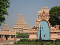 A Hindu temple at Chhattarpur temple complex, Delhi.jpg