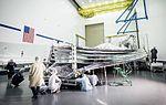 A Mechanical Harmony to NASA's Webb Telescope Sunshield (29831166362).jpg