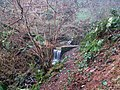 A Waterfall On Parkin Clough - geograph.org.uk - 1143131.jpg