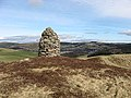 A cairn by the Southern Upland Way - geograph.org.uk - 712953.jpg
