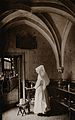 A nurse in a laboratory Wellcome V0049865ER.jpg