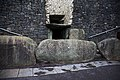 A photograph of the entrance to the Newgrange Monument by Fiaz Farrelly.jpg