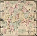 A topographical map of Lincoln Co. Maine - from actual surveys LOC 2011589601.jpg