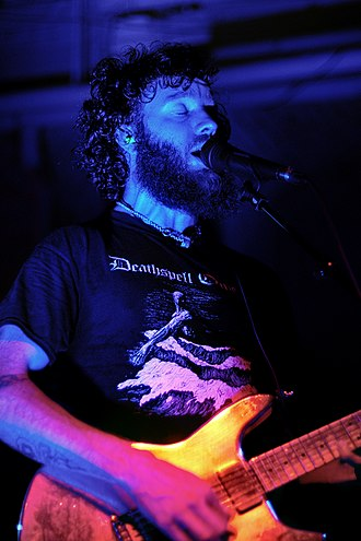 Post-metal - Aaron Turner of Isis and Hydra Head Records has been a major figure.