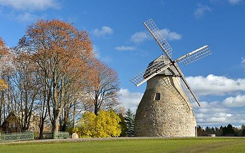 Aaspere windmill