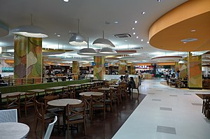 Abeno Cues Town - Food Court