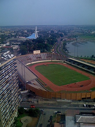 2009 African Nations Championship - Image: Abidjan Stade