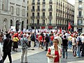 Abortion protest - Barcelona, Spain (8133568480).jpg