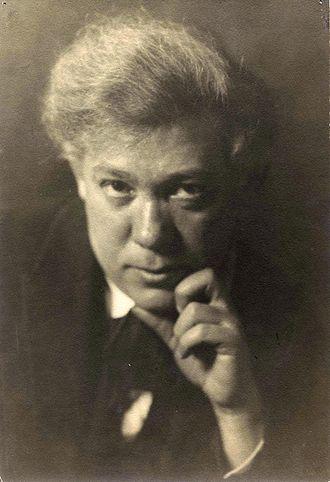 Abraham Walkowitz - Walkowitz in 1917