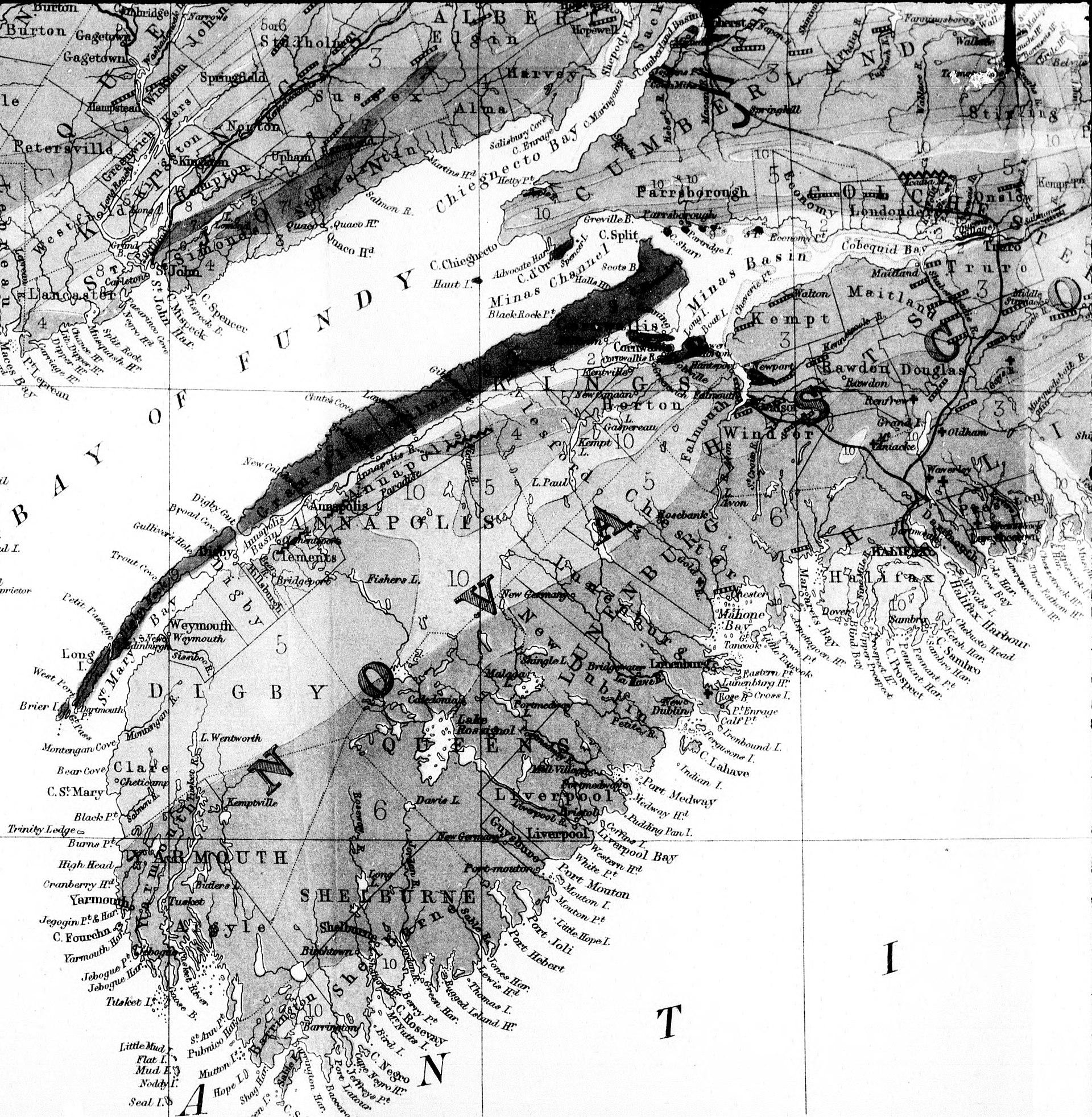 Nova Scotia Or Prince Edward Island