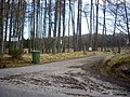 Access to Gask Quarry - geograph.org.uk - 1190730.jpg