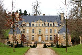 Acqueville, Calvados - Chateau de la Motte
